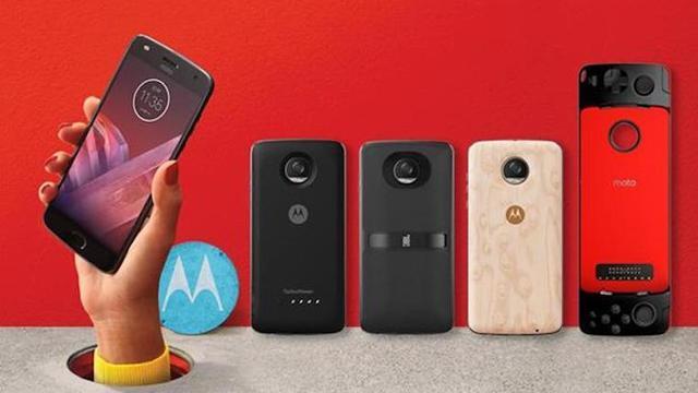 Motorola werkt aan smartphonescherm dat zichzelf repareert
