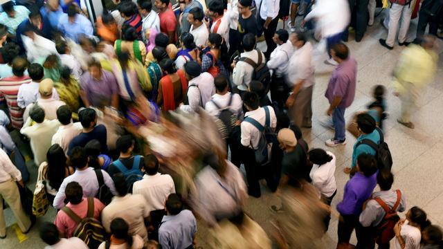 Wereldbevolking bereikt acht miljard in 2023