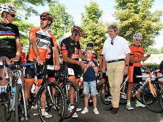 Eerbetoon aan wielericoon Johan van der Velde krijgt vervolg