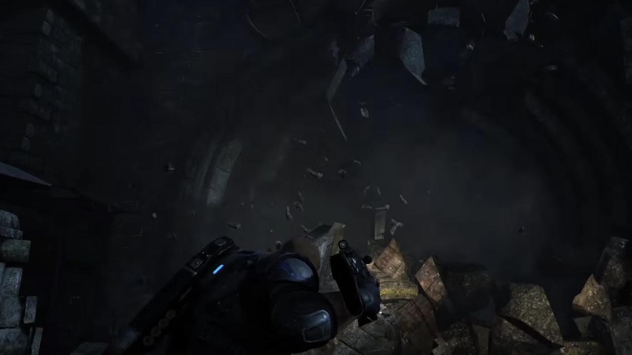 Demonstratie gameplay Gears of War 4