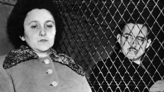 Twijfel aan schuld spionne Ethel Rosenberg