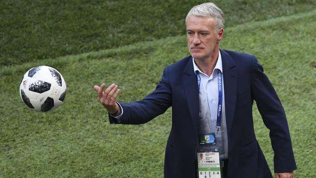 Deschamps geeft Denemarken schuld van bloedeloze 0-0 op WK