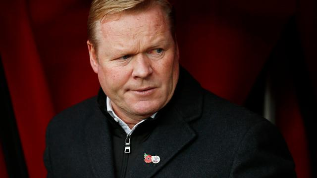 Koeman stelt Europees voetbal als doel bij Southampton