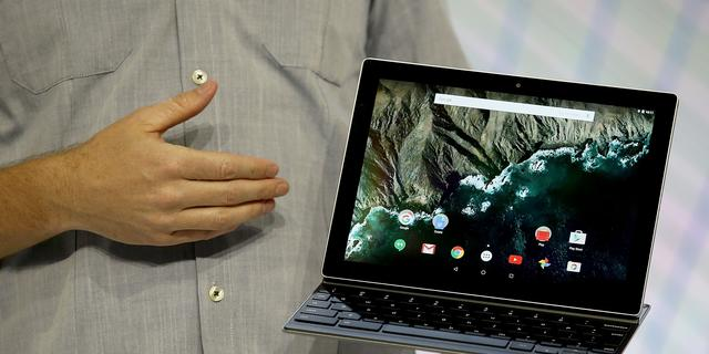 Pixel C-tablet van Google vanaf 8 december te koop