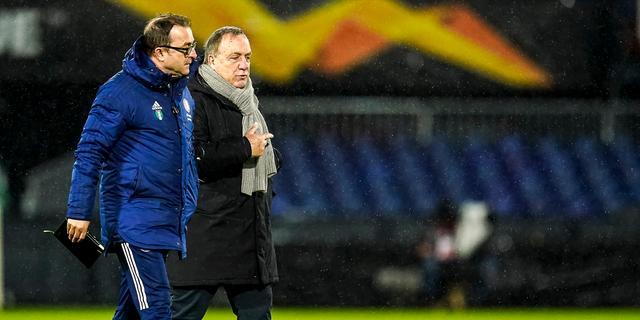 Advocaat na nederlaag tegen Zagreb: 'Avond om snel te vergeten'