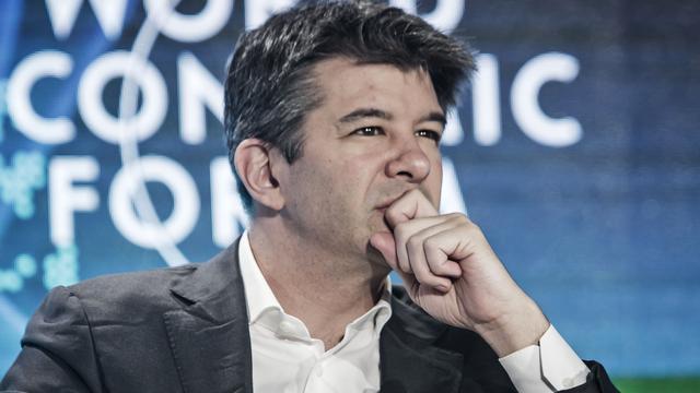 'Werknemers Uber vragen om terugkeer Kalanick in petitie'