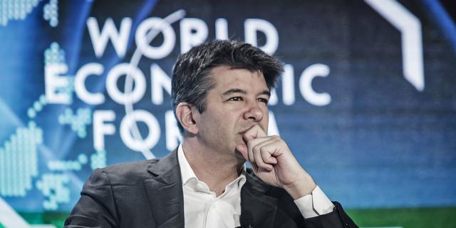'Kalanick probeert weer CEO bij Uber te worden'