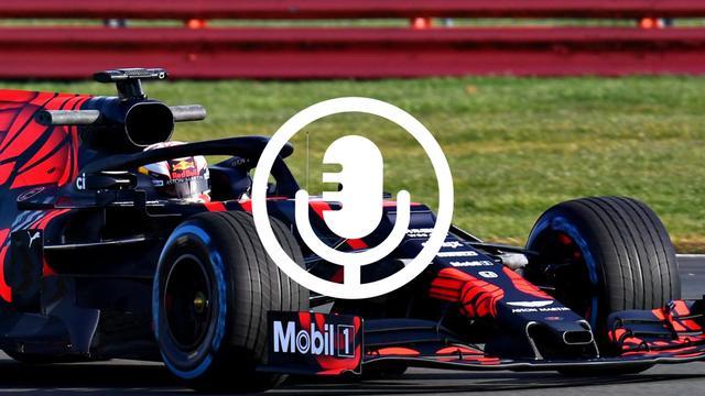 De Boordradio: 'Honda-motor krap verpakt in auto Verstappen'