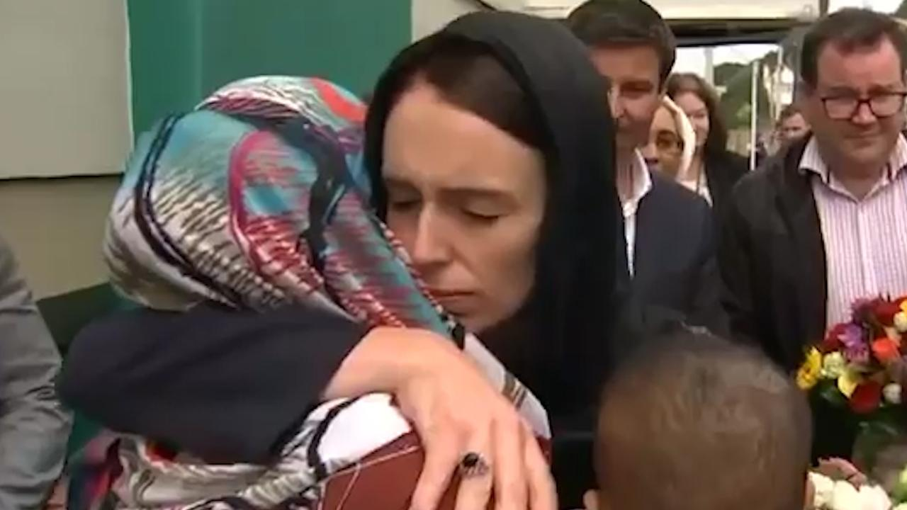 Premier Nieuw-Zeeland betuigt steun aan moslimgemeenschap