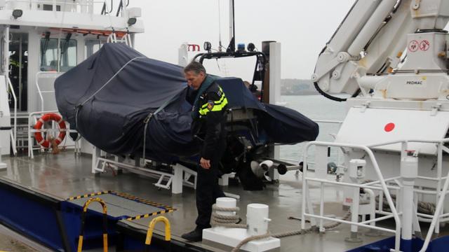 Twee gevonden lichamen vissers Neeltje Jans geïdentificeerd