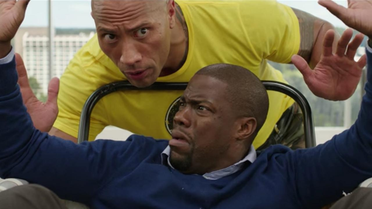 Central Intelligence - Trailer