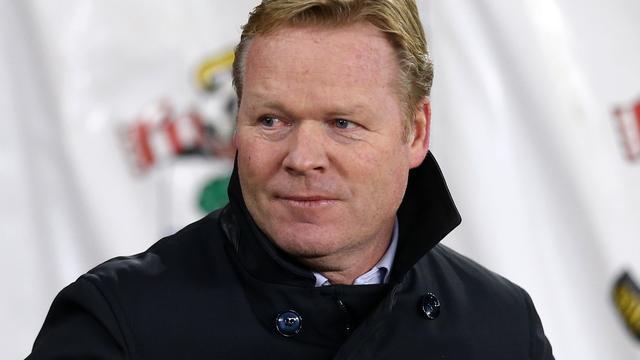 Everton bevestigt aanstelling Koeman als trainer