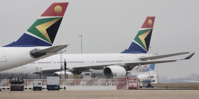 Zuid-Afrika behoedt South African Airlines voor bankroet