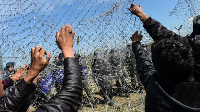 Europese Unie gaf ruim 333.000 asielzoekers beschermde status in 2015
