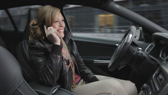 Autonome Volvo meer premium