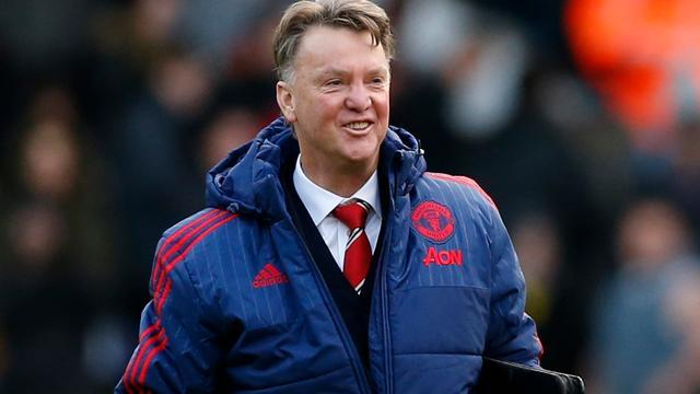 Van Gaal hoopt op terugkeer Cristiano Ronaldo bij Manchester United