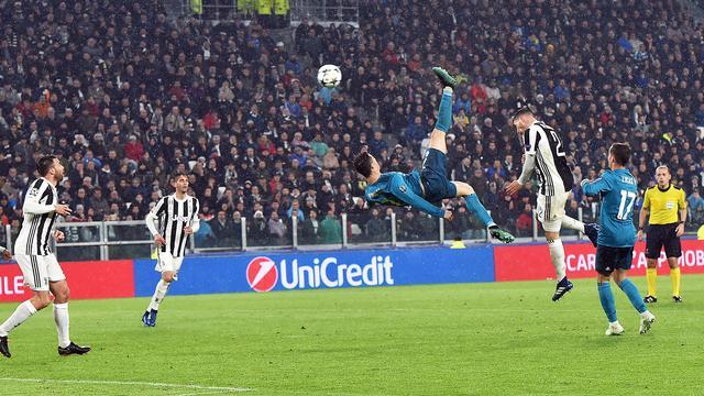 Zidane: 'Omhaal Ronaldo wellicht een van de mooiste doelpunten ooit'