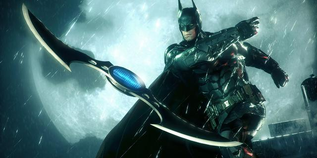 Batman: Arkham Knight krijgt pc-patch en nieuwe dlc