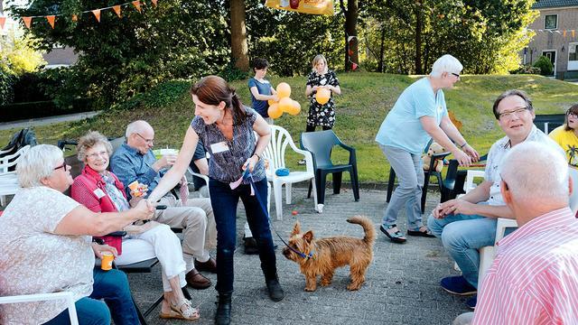 Achthonderd buurten Brabant doen mee aan Burendag