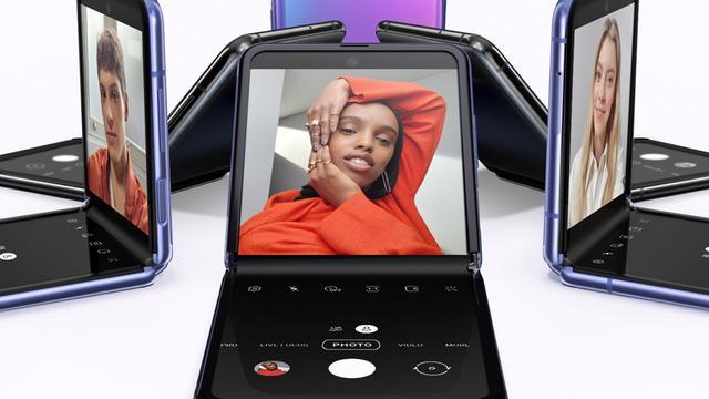 Is Samsungs nieuwe klaptelefoon een gimmick of de toekomst?