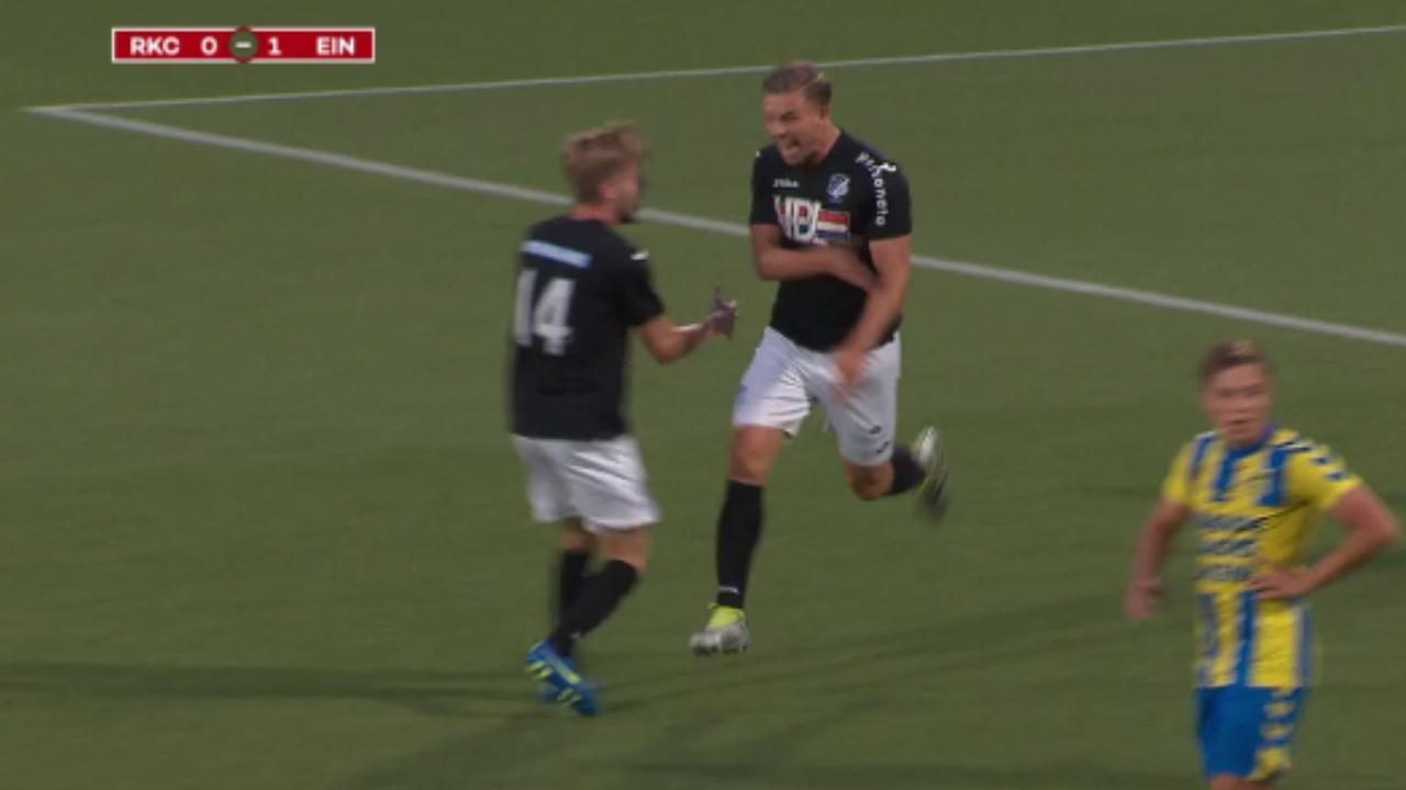 Samenvatting RKC Waalwijk-FC Eindhoven
