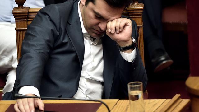 Grieken moeten aan de bak: sprankje hoop voor schuldverlichting