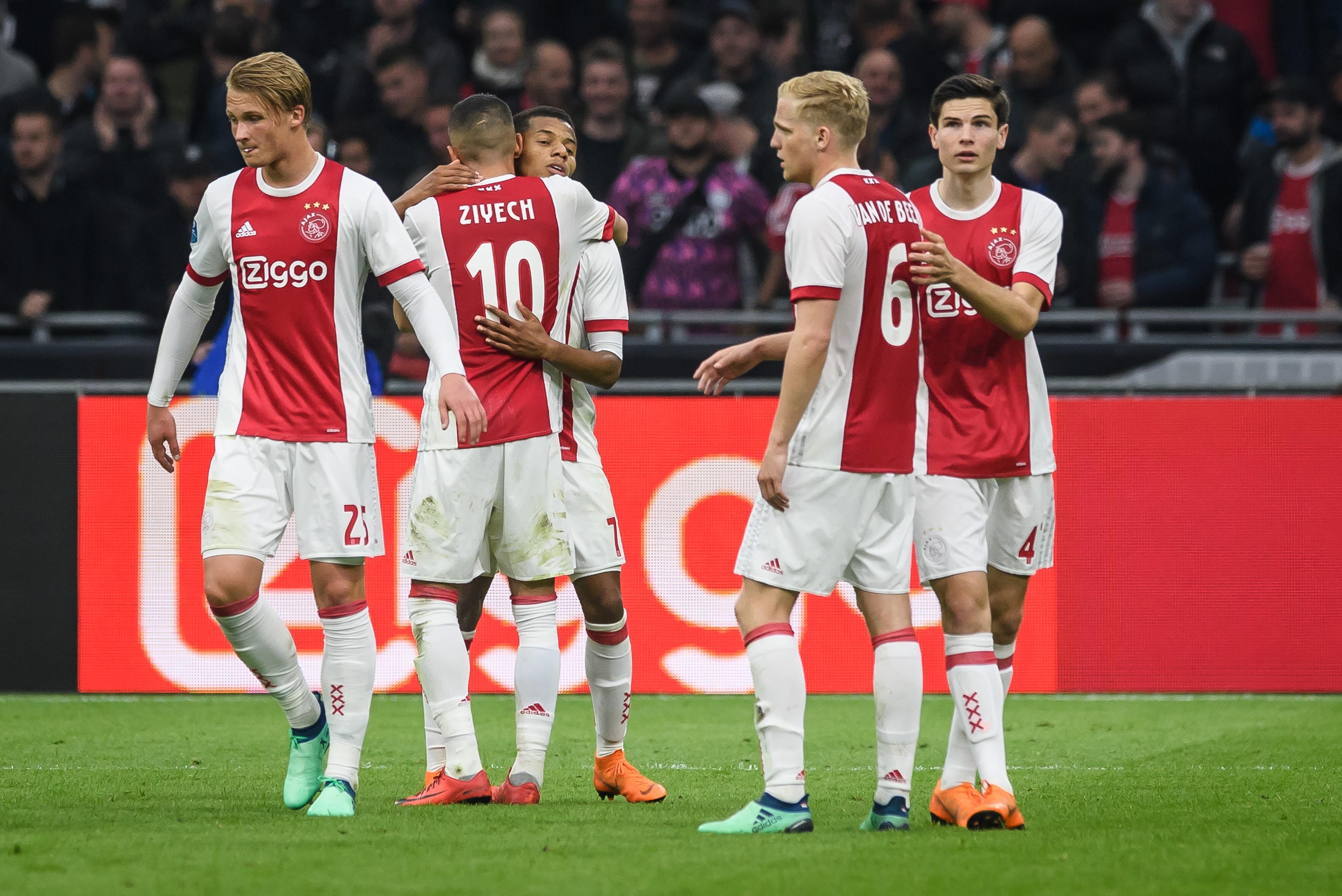 Ajax in tweede voorronde Champions League gekoppeld aan Sturm Graz