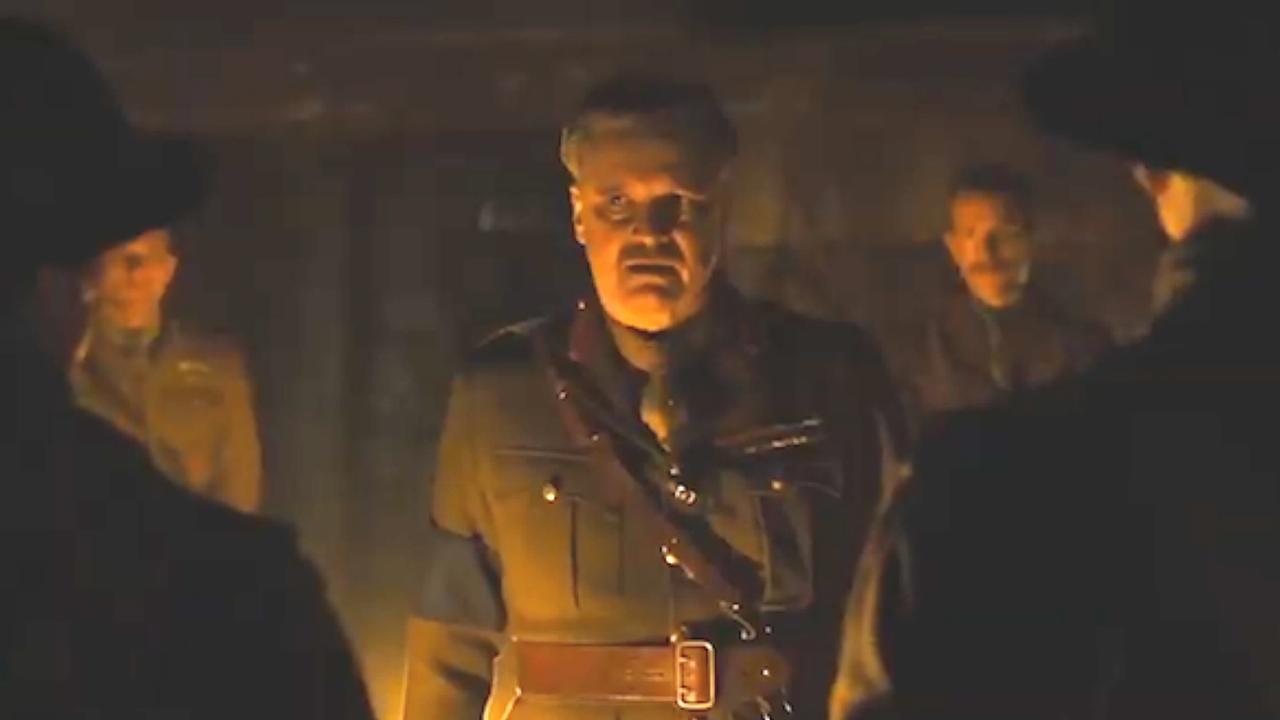 Colin Firth wil bloedige aanval stoppen in oorlogsfilm 1917