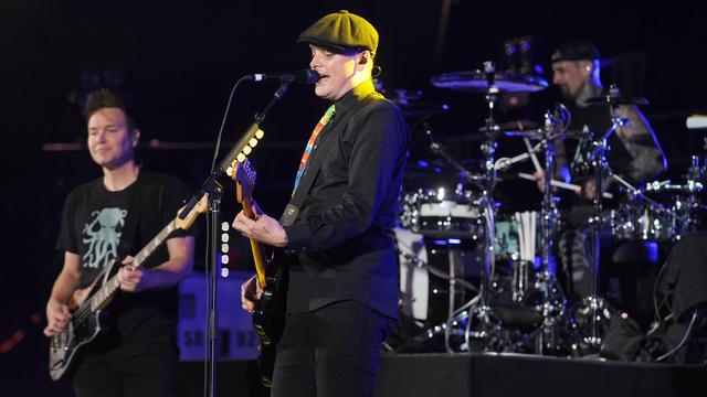 Bandleden Blink-182 aan schietpartij El Paso ontsnapt