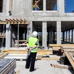 Minder vergunningen, dalend vertrouwen: Dit betekent het voor de bouw