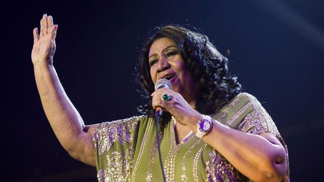 Wijlen Aretha Franklin heeft belastingschuld van 5,5 miljoen euro