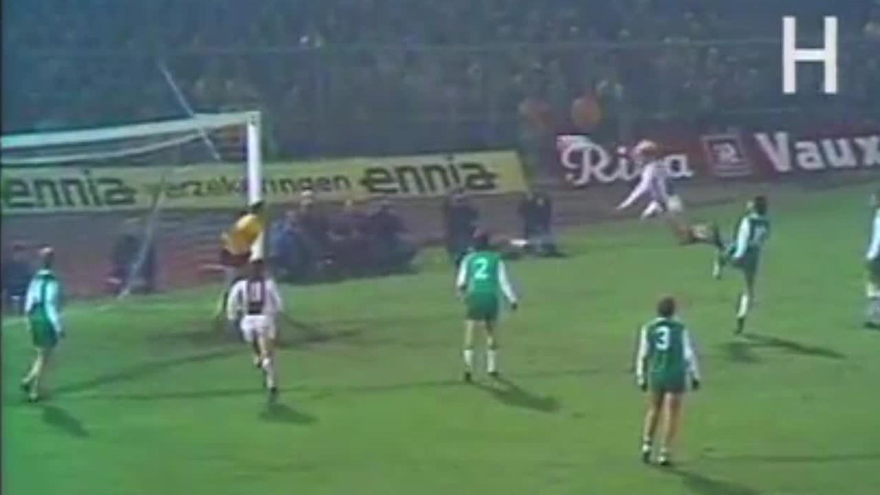 Ajax-Feyenoord 6-0 (1975)