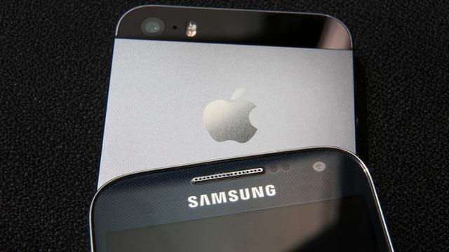 Techgiganten scharen zich achter Samsung in patentzaak met Apple