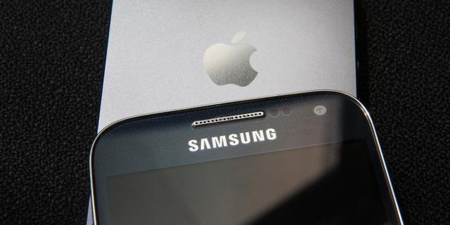 Samsung moet alsnog miljoenenboete betalen in patentzaak Apple