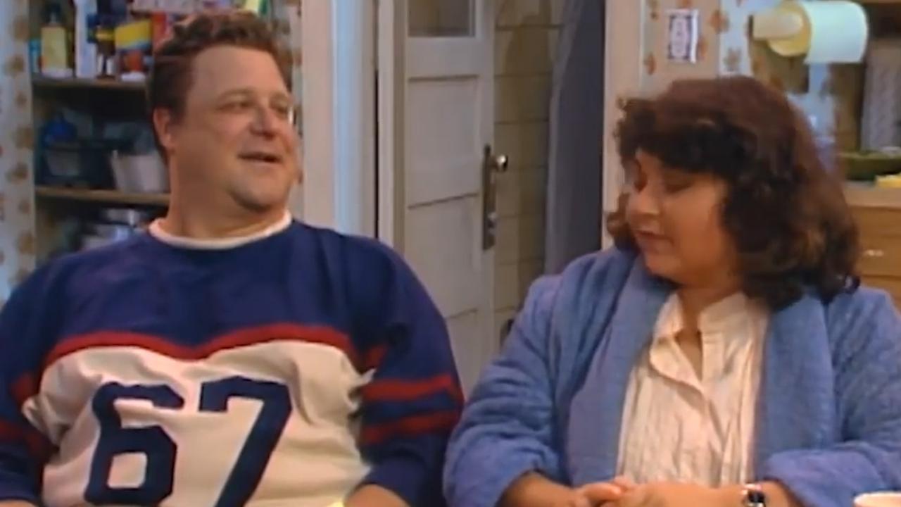 Dit was de televisieserie Roseanne