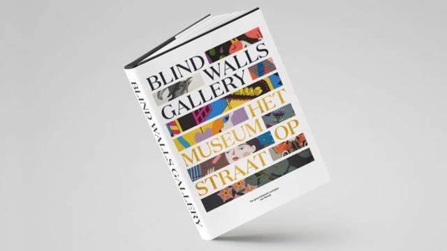 Blind Walls Gallery heeft streefbedrag voor realisatie boek al snel binnen