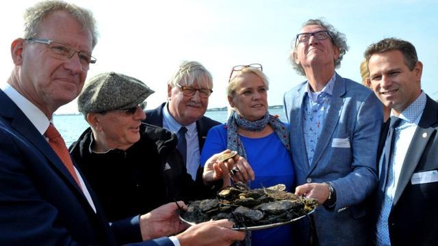 Nieuw oesterseizoen officieel geopend in Yerseke
