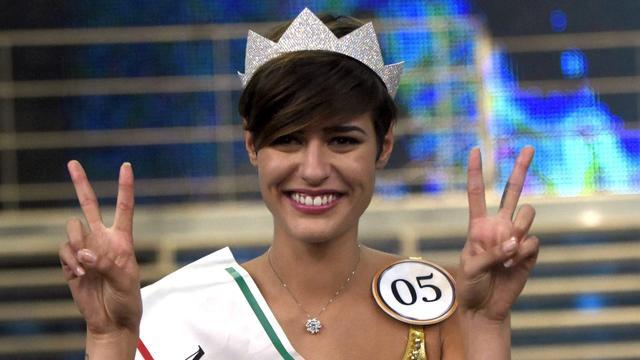 Miss Italië zegt in 1942 te willen leven