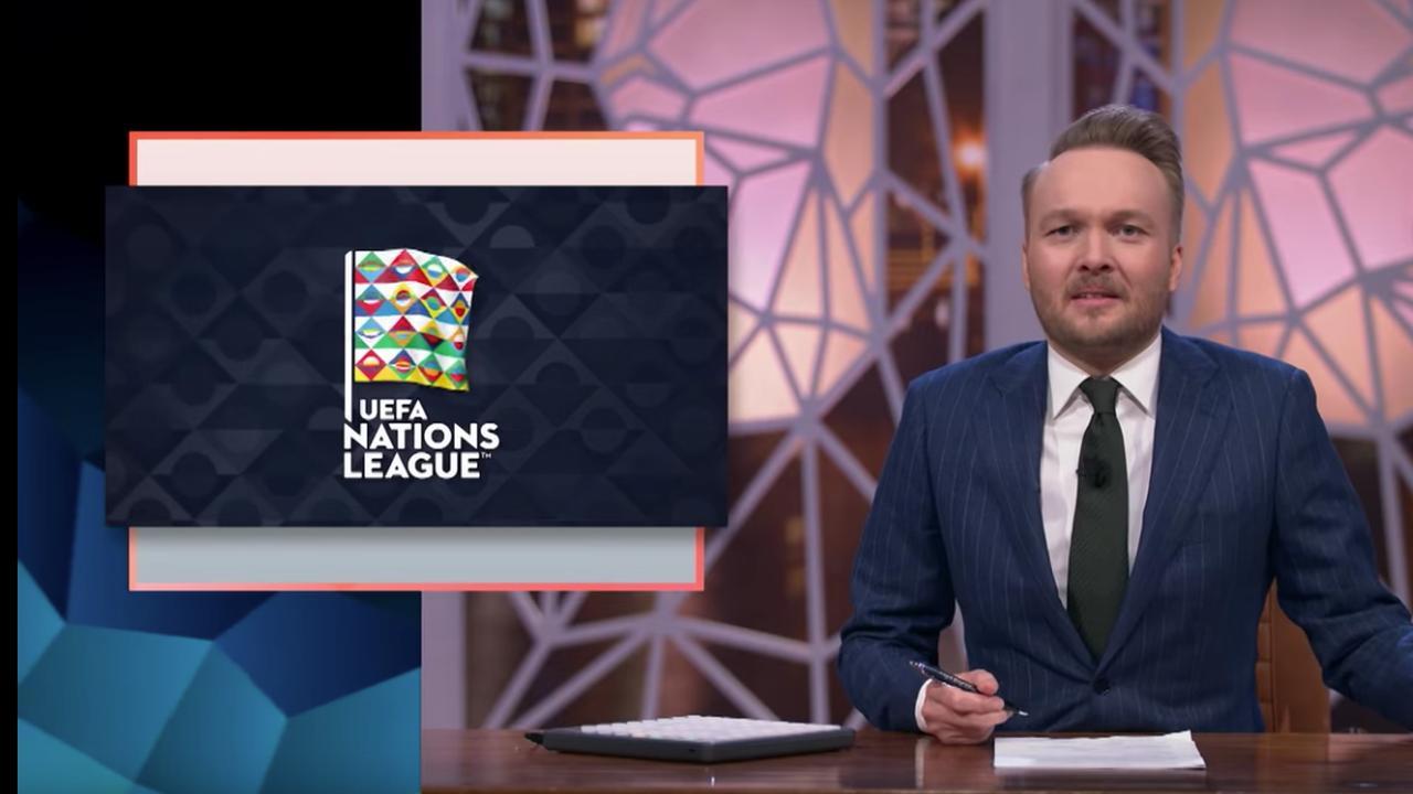 UEFA Nations League - Zondag met Lubach