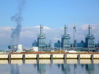 Bij het opwekken van elektriciteit uit waterstof komt alleen waterdamp vrij
