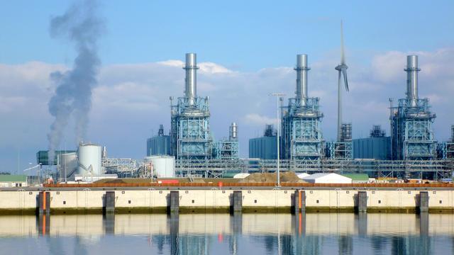 Deel gascentrale Nuon in Eemshaven schakelt over op waterstof