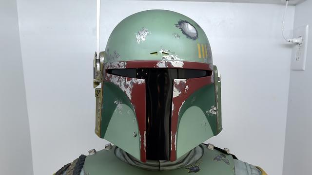 'Film rond Star Wars-personage Boba Fett in de maak'