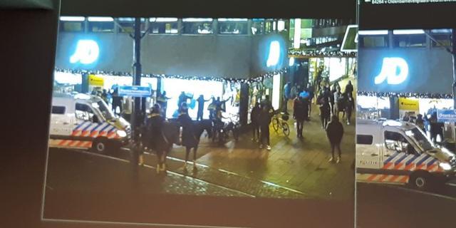 Elf jongeren aangehouden in Rotterdam na signalen over plundering