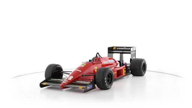 Enzo Ferrari's laatste Formule 1-auto onder de hamer