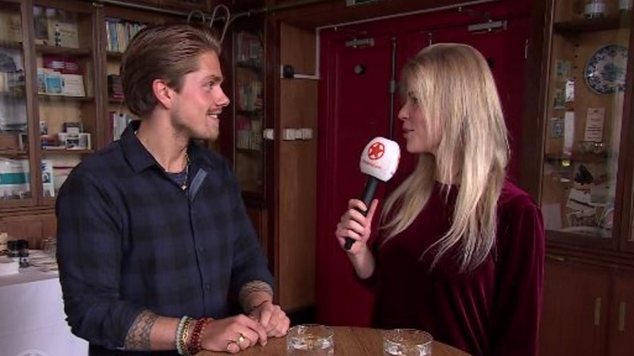 André Hazes 'supertrots' op extra show in Ahoy