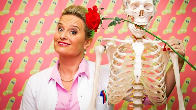 Martine Sandifort dankbaar voor eigen tv-programma Dokter Corrie