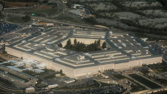 Pentagon ontvangt twee poederbrieven met giftige stof ricine