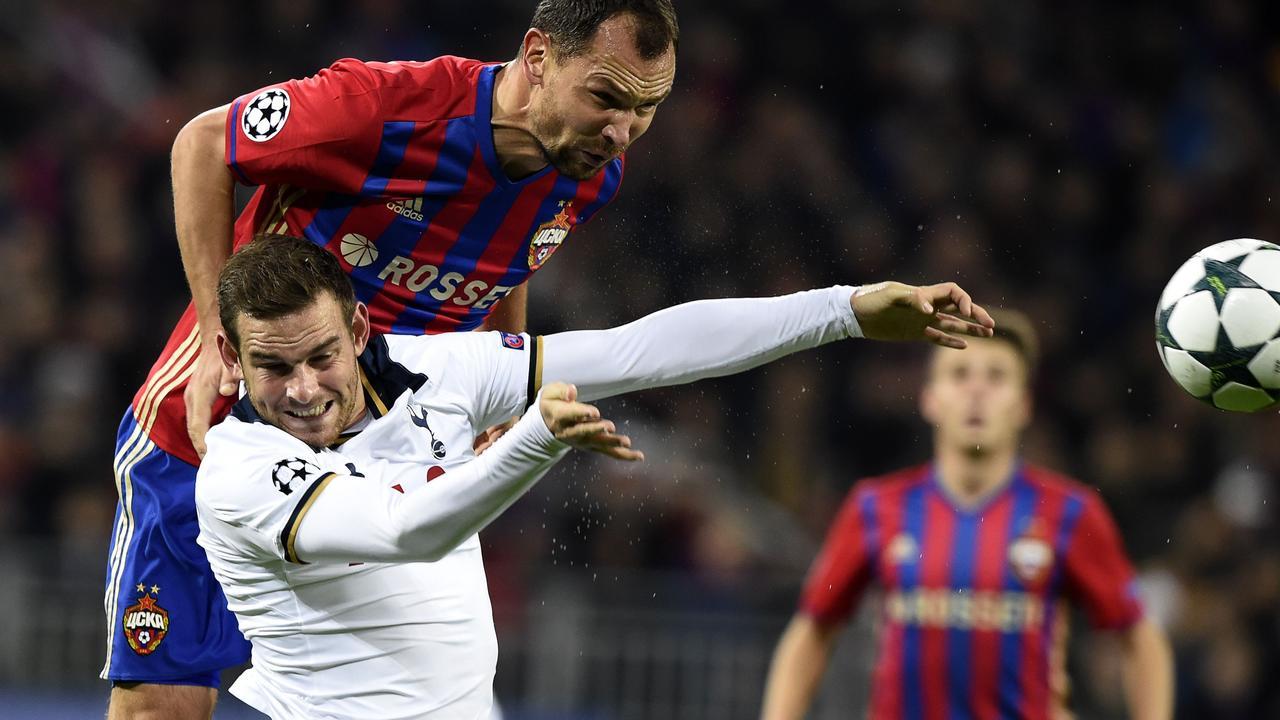 Samenvatting CSKA Moskou-Tottenham Hotspur (0-1)