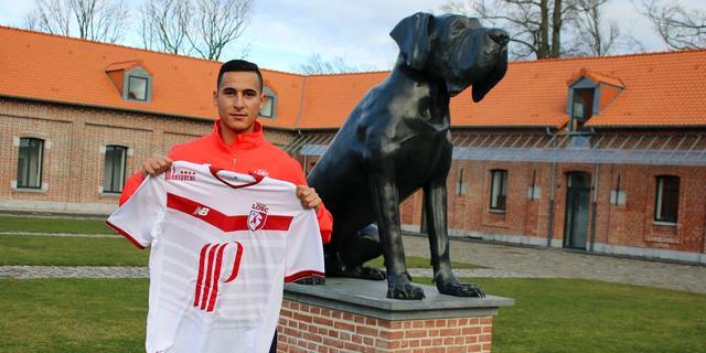Ajacied El Ghazi tekent als zesde Nederlander ooit bij Lille
