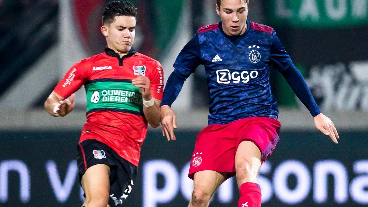 Samenvatting NEC - Jong Ajax 2-1
